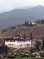 Paro Dzong & The National Museum
