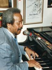 Allen Toussaint live in 2005