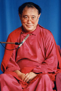 Lama Chime Rinpoche
