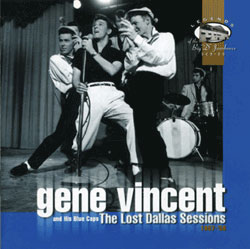 The Lost Dallas Sessions CD