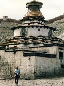 Gyantse Tibet 1988