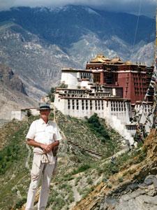 Lhasa Tibet 1987